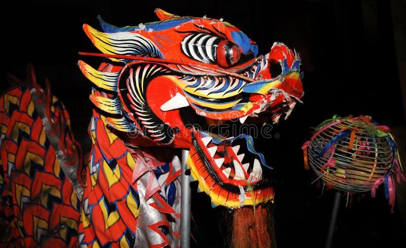 świętowanie chiński kutching Malaysia obraz royalty free