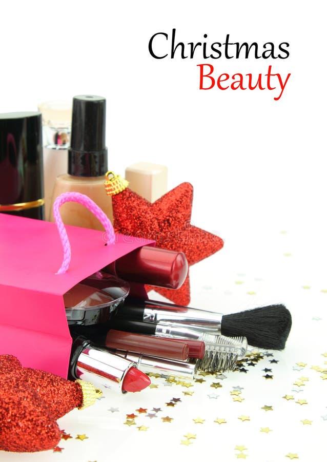 Świętowanie kosmetyki fotografia stock