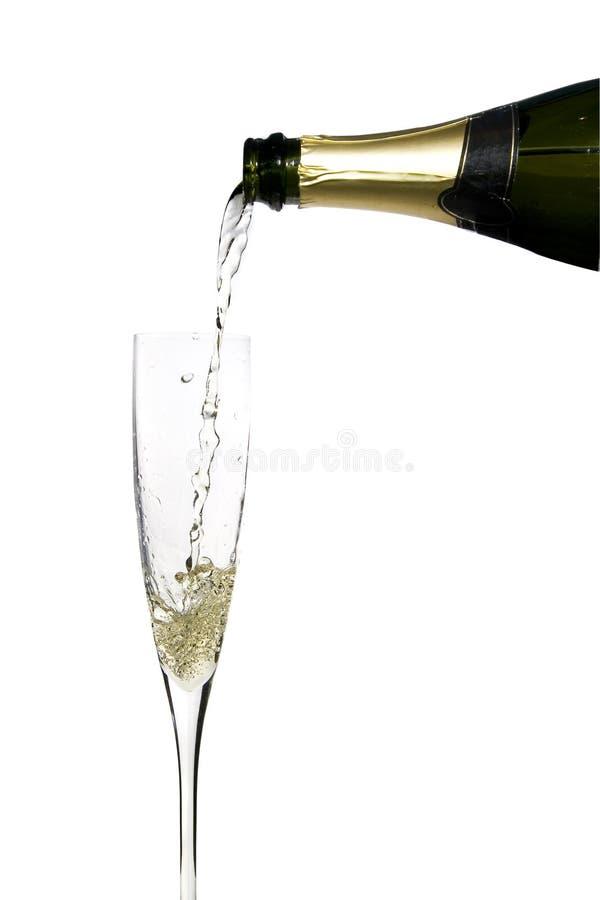 świętowanie szampan zdjęcia royalty free
