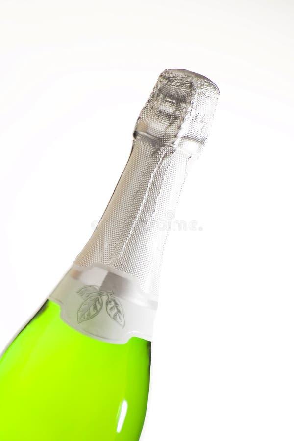 świętuje świątecznych szampańskich boże narodzenia zdjęcie stock