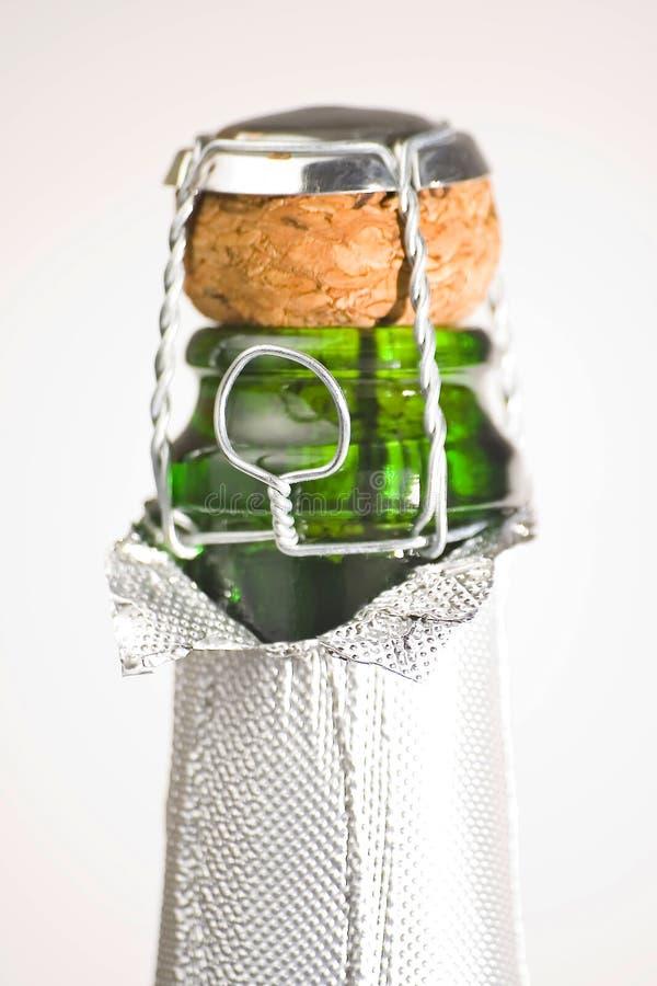 świętuje świątecznych szampańskich boże narodzenia zdjęcia stock
