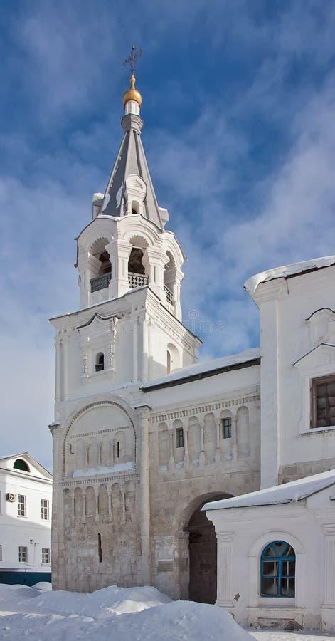 Download Święty Bogolyubovo Monaster, Rosja Obraz Stock - Obraz złożonej z tradycyjny, biały: 28970907