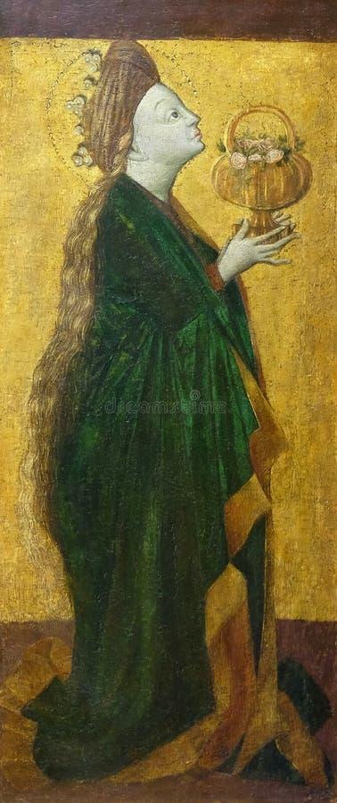 Święty Elisabeth zdjęcie stock