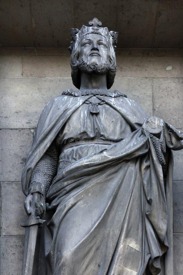 Święty Ferdinand III Castile obrazy stock