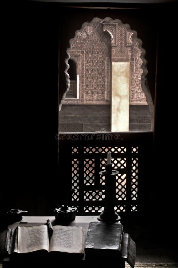 święty izbowy okno zdjęcia stock