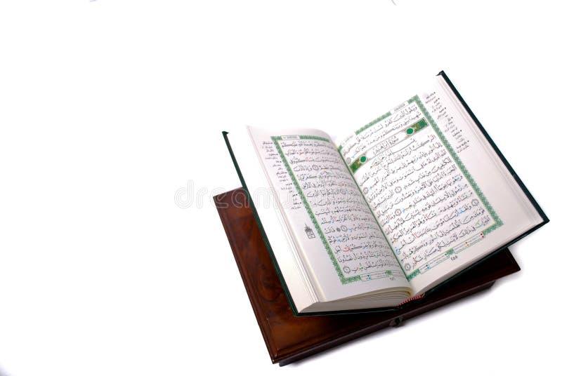 święty koran obraz stock