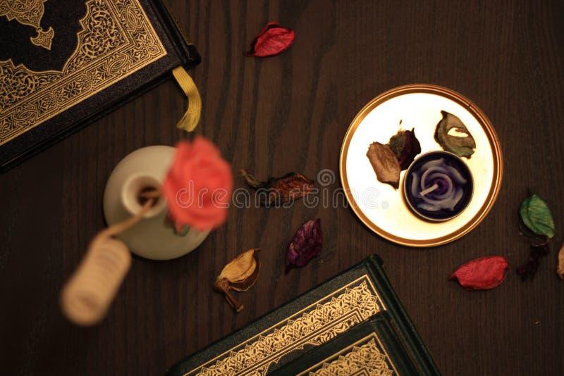 Święty koranu islam zdjęcie royalty free