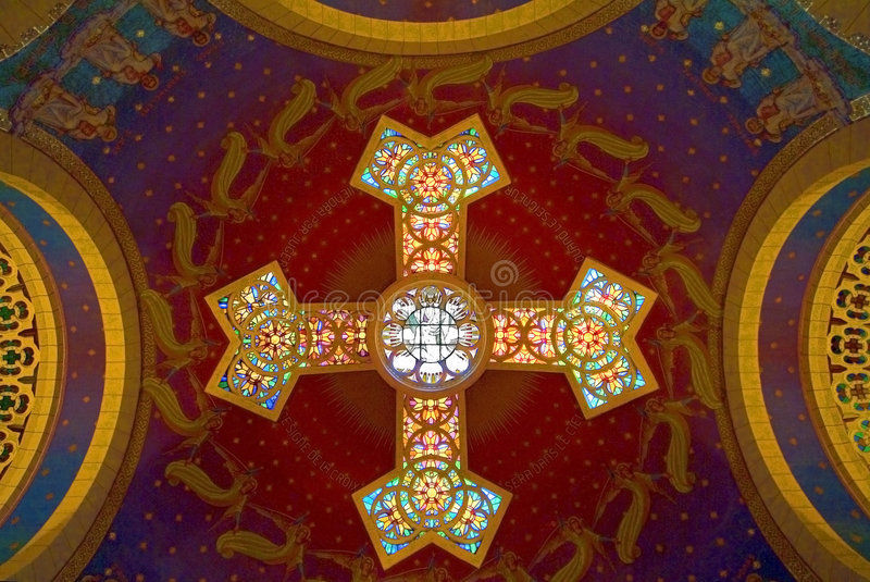 święty krzyż fotografia royalty free