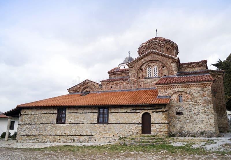 Święty Mary Peribleptos kościół zdjęcia stock