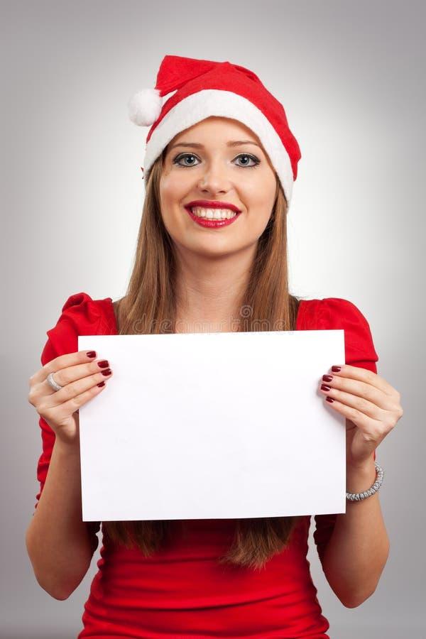 Święty Mikołaj uśmiech zdjęcia royalty free