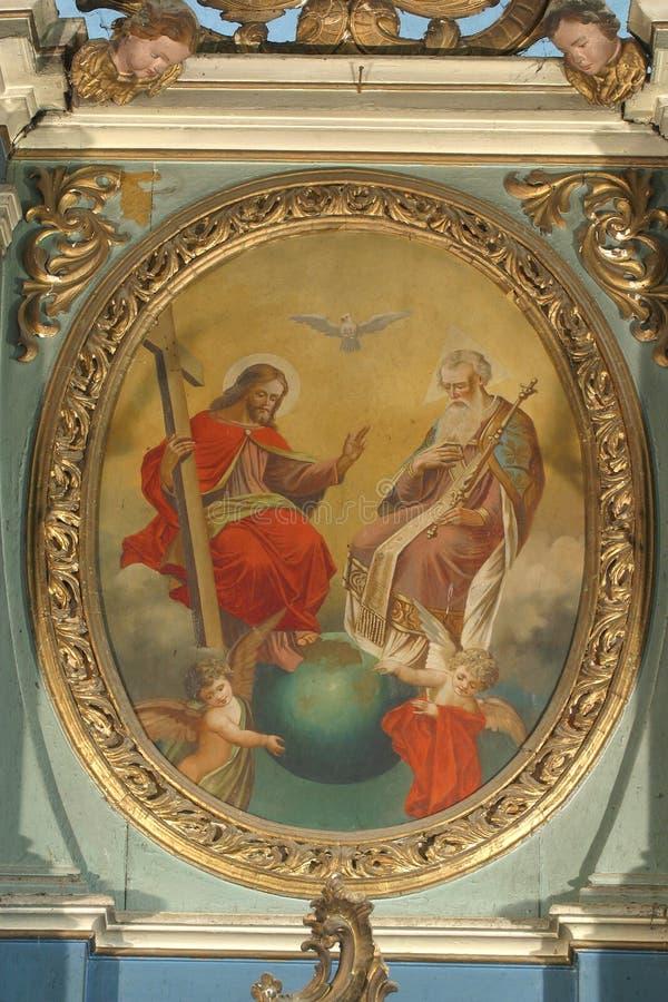 święty trinity fotografia stock