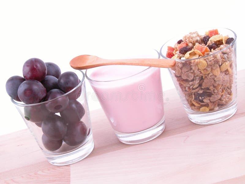 światła śniadanie. zdjęcie stock