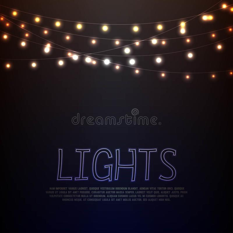 światła