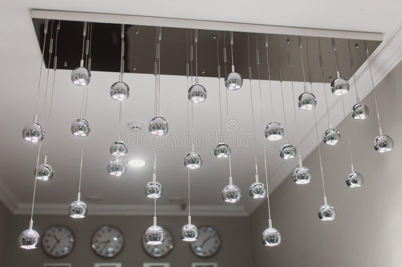 Światła reflektorów obrazy stock