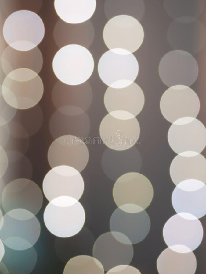 Światła z miękkiego światła tłem zdjęcie stock