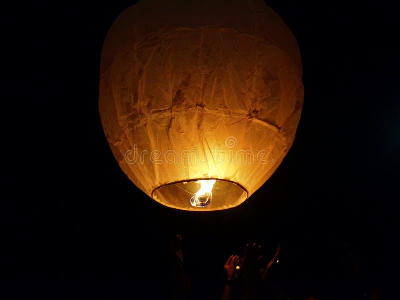 Światło nadzieja zdjęcia stock