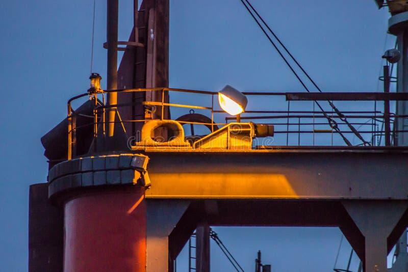 światło przemysłowe fotografia stock