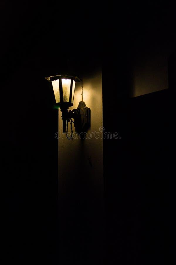 Światło przy nocą zdjęcia royalty free