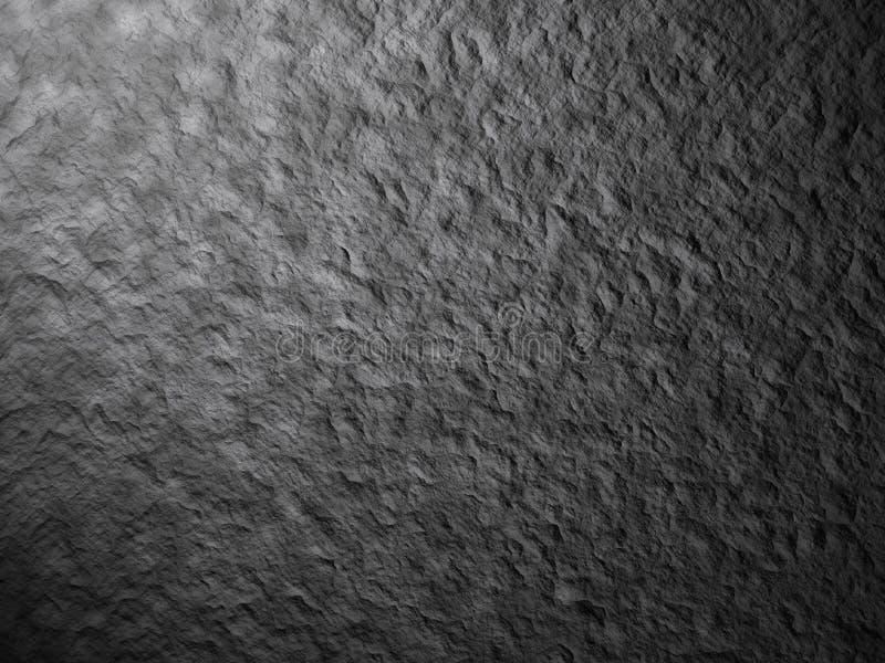 Światło reflektorów na szorstkiej kamiennej podłoga obrazy royalty free