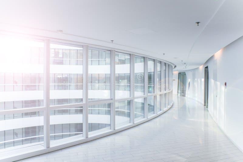 Światło słoneczne korytarz obrazy royalty free