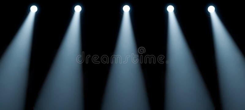 światło scena obraz stock