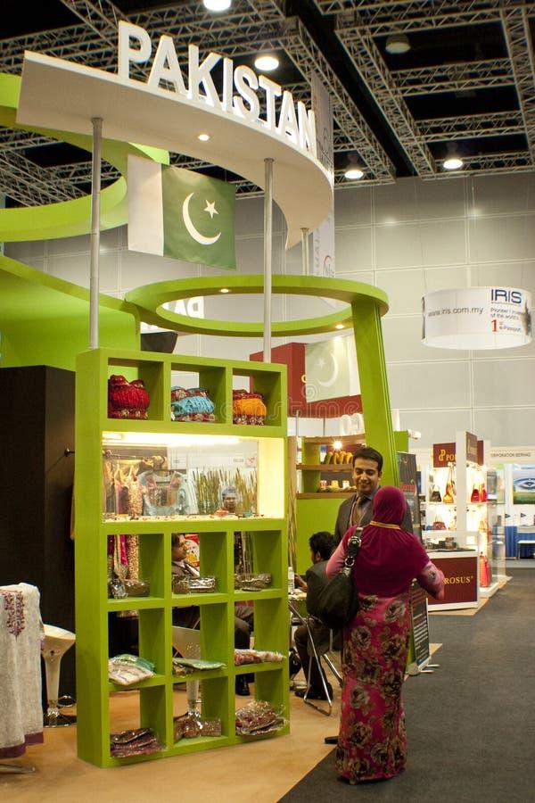 świat ekonomicznego forum islamski żony świat fotografia royalty free