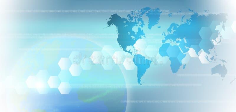 Światowa technologia zdjęcia stock