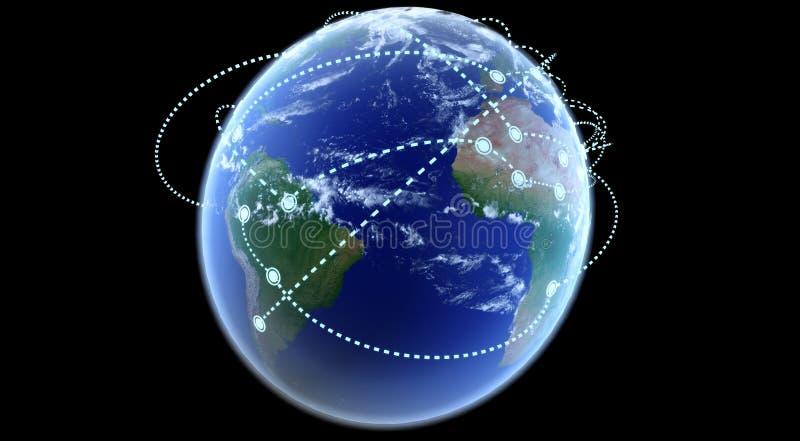 światowe związek sieci obrazy stock