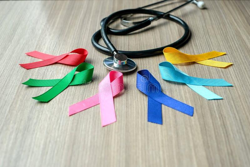 Światowy nowotworu dzień zdjęcie royalty free
