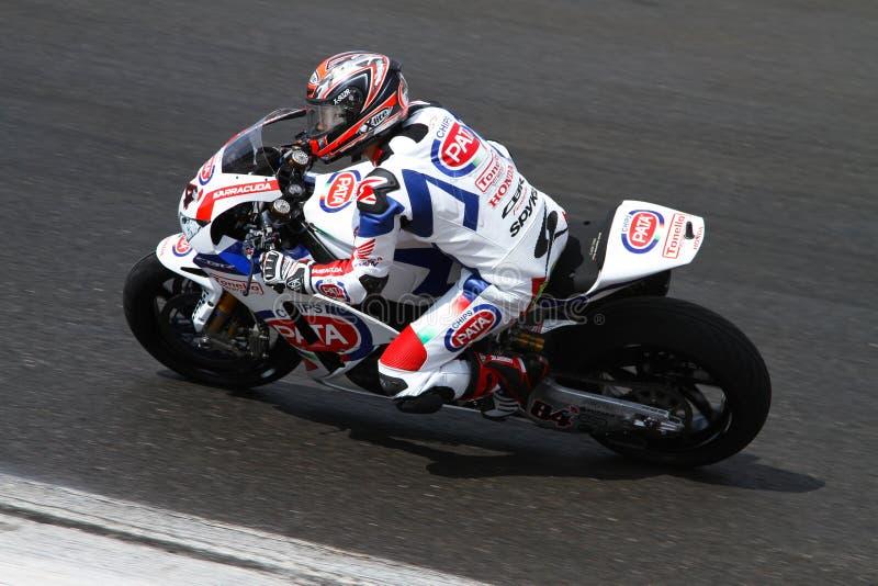 Światowy Superbike mistrzostwo obraz stock