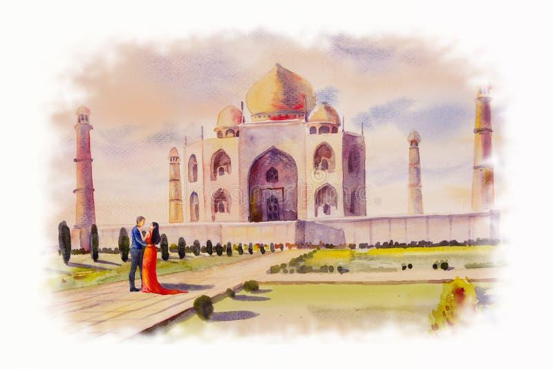 Światowych punktów zwrotnych dekoracyjna ilustracja ilustracji