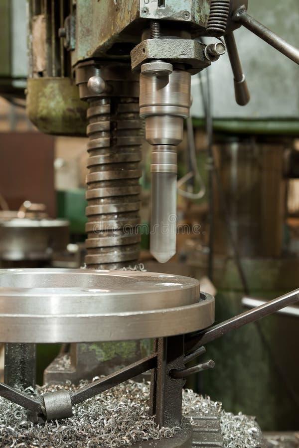 świderu metal obrazy stock