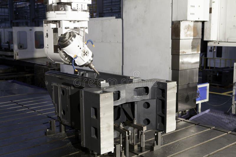świderu przemysłowi maszyn metalu narzędzia zdjęcie stock