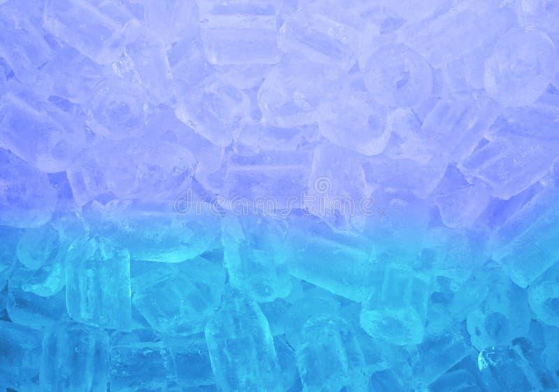 Świeża chłodno kostka lodu zdjęcie royalty free