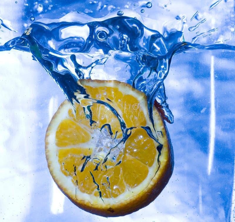 świeża pomarańcze fotografia stock