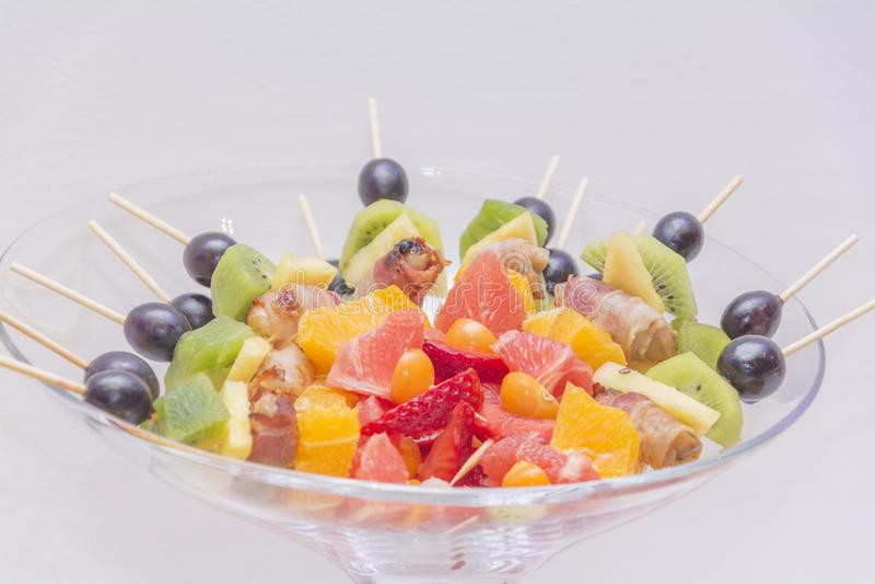Świeża smakowita zdrowa owoc zdjęcia royalty free