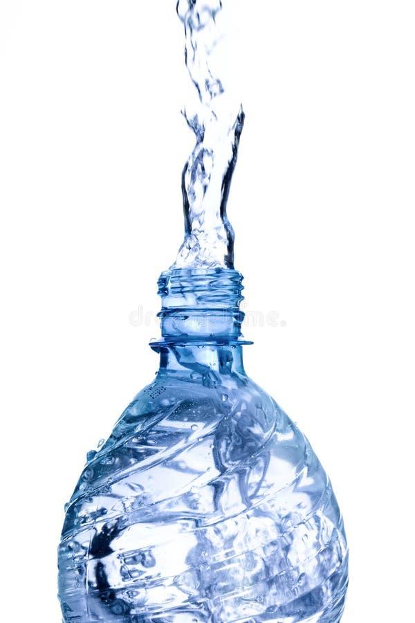 Świeża woda mineralna zdjęcia royalty free