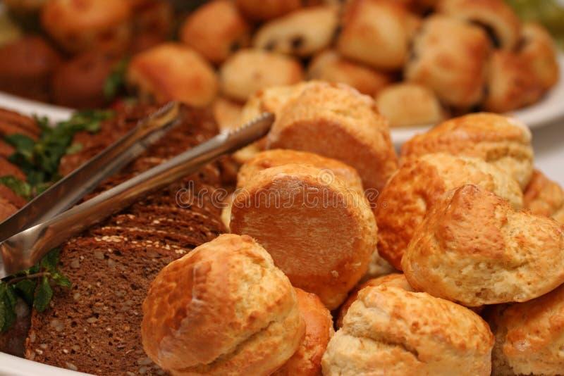 świeże chlebowy służyć obrazy royalty free