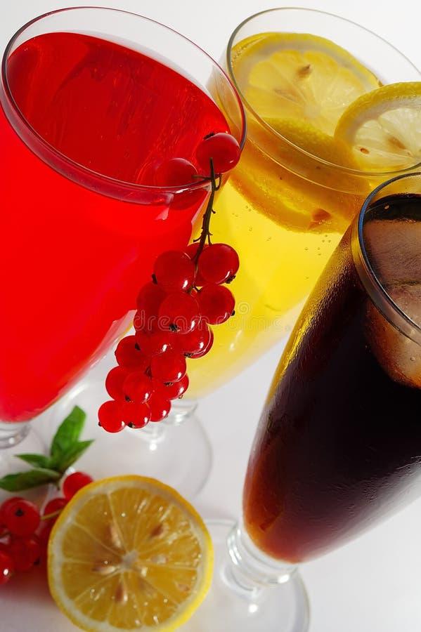 świeże drinka obrazy stock