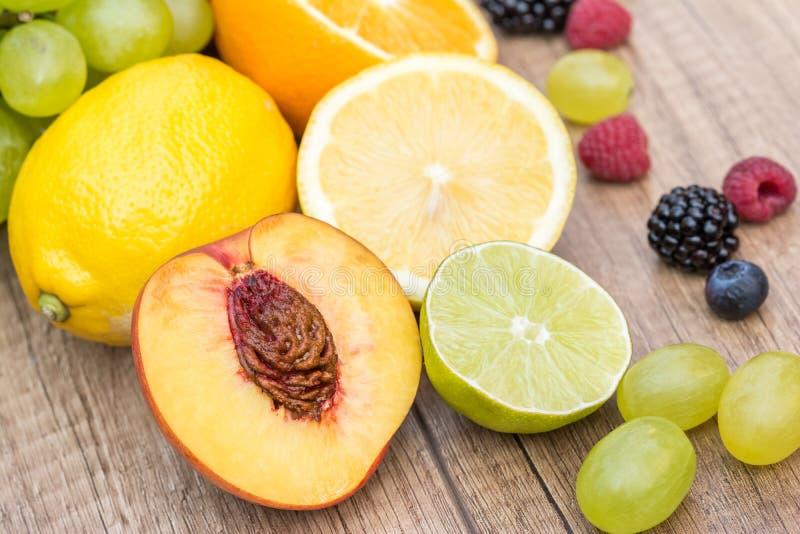 Świeże egzotyczne owoc obraz stock