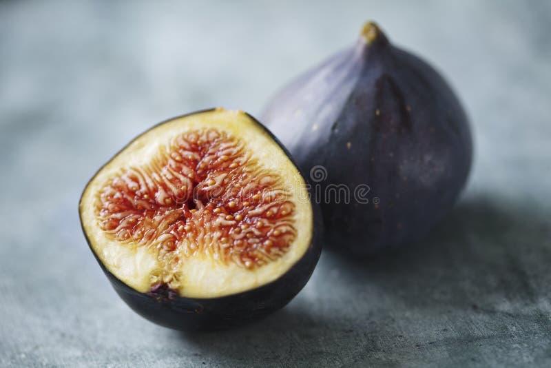 Świeże figi zdjęcia stock