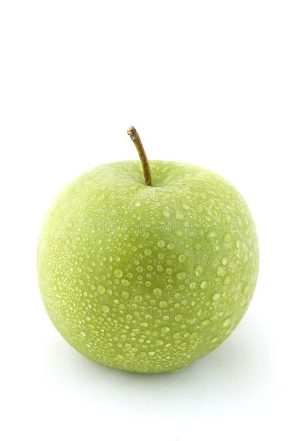 świeże jabłczana green fotografia stock