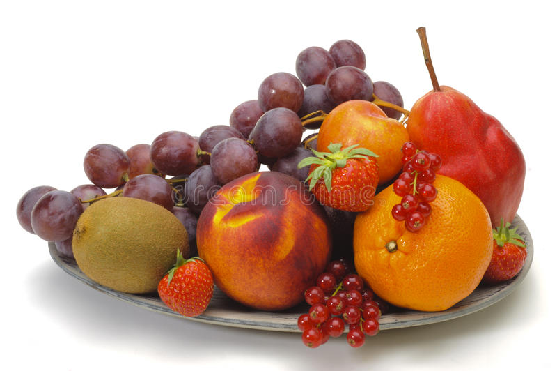 świeże owoc zdjęcia stock