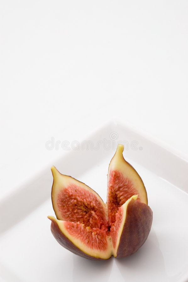 świeże owoce figi zdjęcie stock