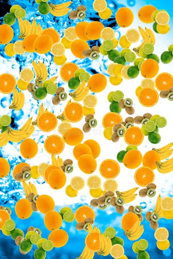 świeże owoce lata zdjęcia stock