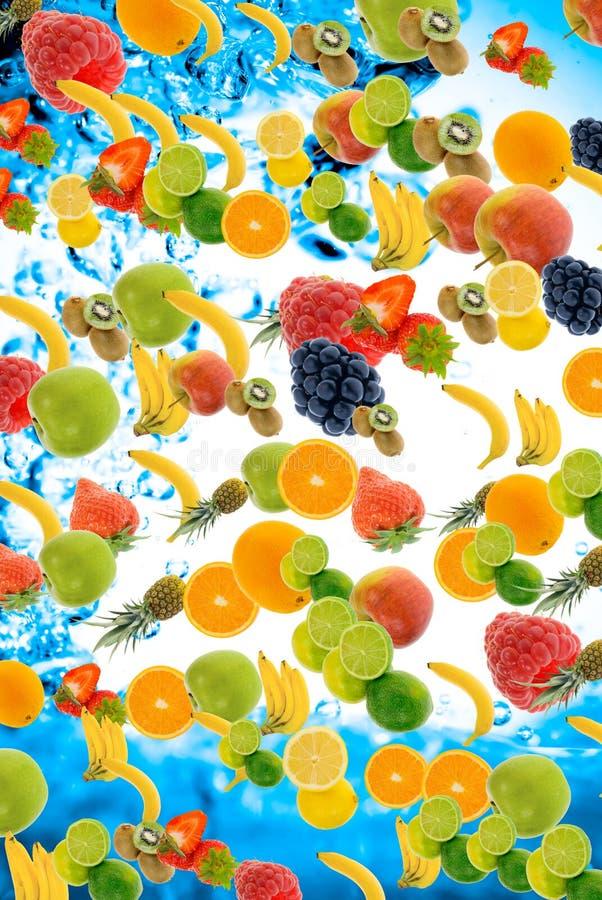 świeże owoce lata obrazy stock