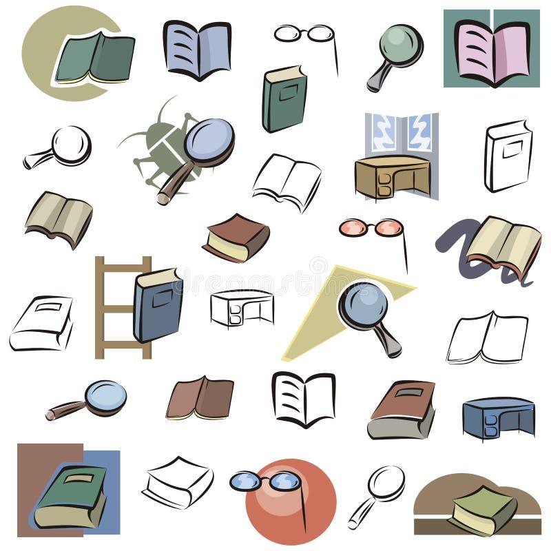 świeże przedmiot serii ilustracji