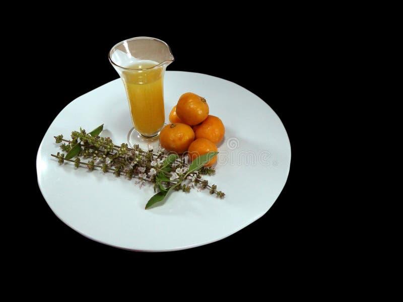 Świeże przyprawy korzenne z papryki tropikalnej fotografia stock