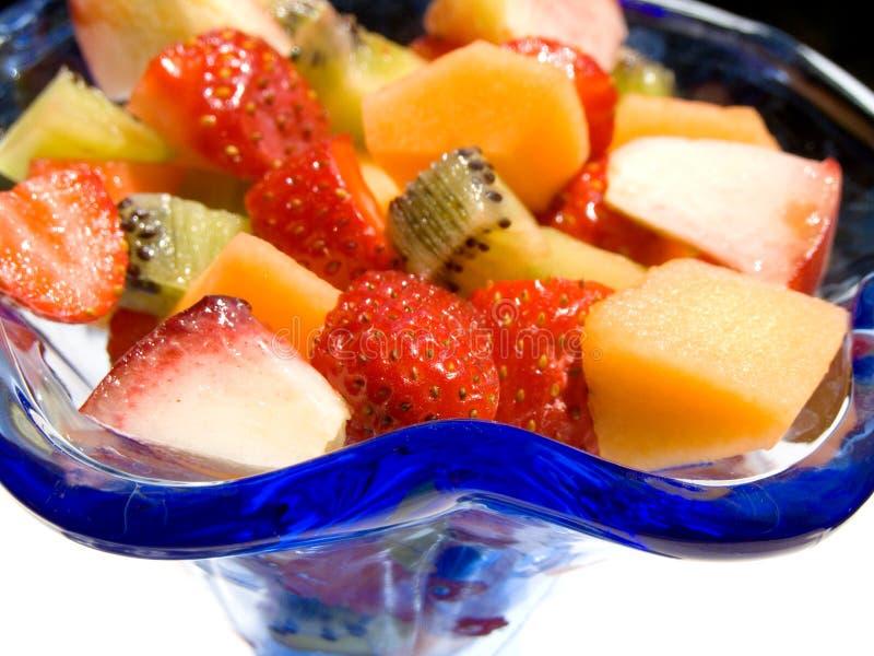 świeże sałatka owocowa zdjęcia royalty free