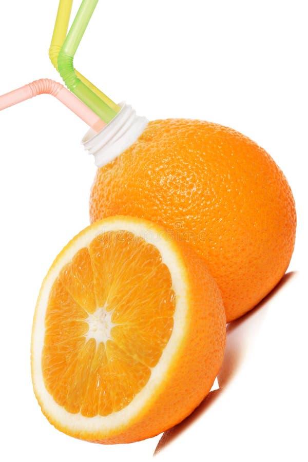 świeże sok pomarańczowy fotografia royalty free